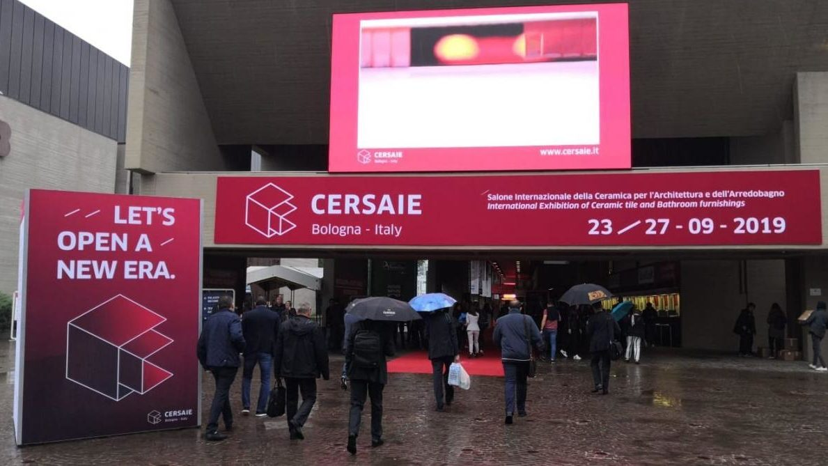CERSAIE 2019: THE MOST IMPORTANT EXHIBITION OF ITALIAN CERAMIC INDUSTRY ENDED