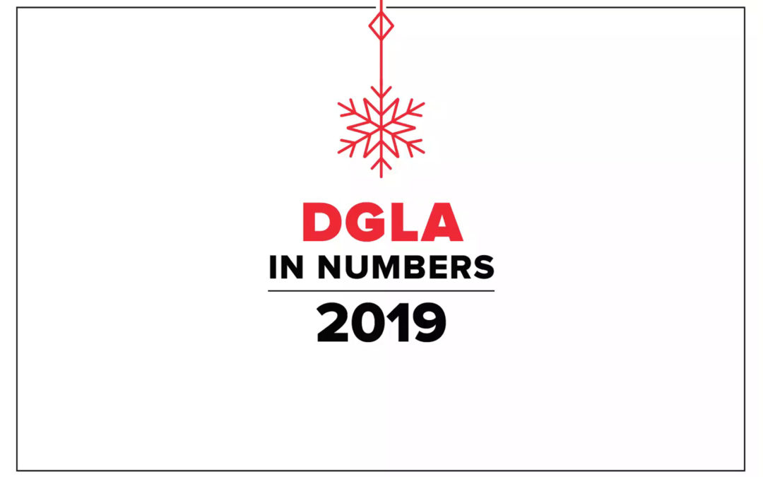 DGLA SHOWCASES HIS GROWTH IN NUMBERS DURING 2019