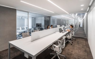 HOW TO DESING YOUR OFFICE LIGHTING TO IMPROVE PRODUCTIVITY